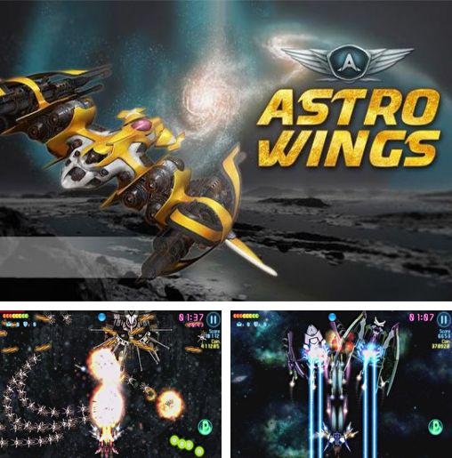In addition to the game AstroWings3 - ICARUS for Android phones and tablets, you can also download AstroWings: Gold flower for free.