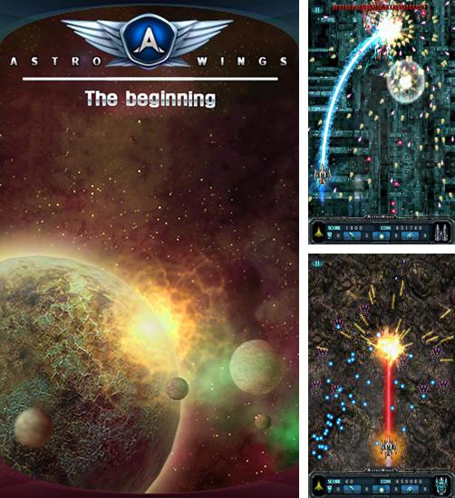 In addition to the game AstroWings3 - ICARUS for Android phones and tablets, you can also download Astrowings: The beginning for free.