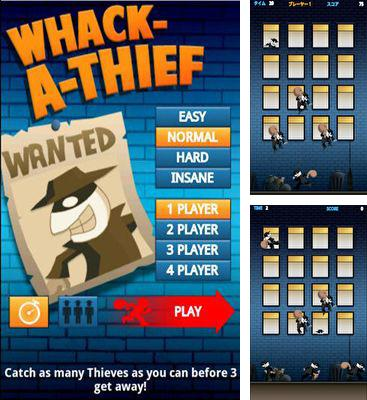 Whack a Thief
