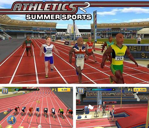 In addition to the game Tightrope Hero for Android phones and tablets, you can also download Athletics 2: Summer sports for free.