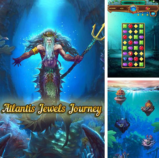 In addition to the game Kingdom jewels for Android phones and tablets, you can also download Atlantis: Jewels journey for free.