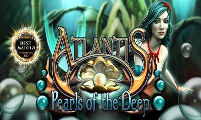 Atlantis Pearls of the Deep обложка