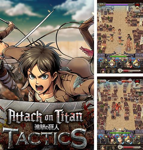 Attack on titan: Tactics