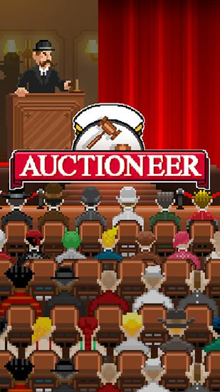 Auctioneer poster