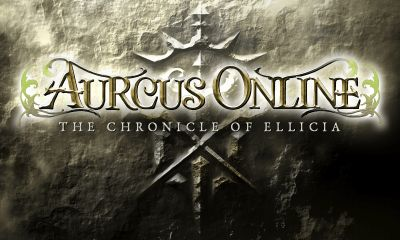 Aurcus Online poster