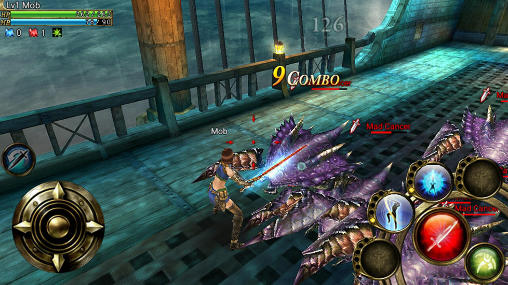 Download Eternal arena Android free game.