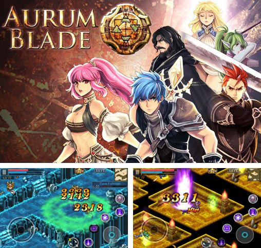 In addition to the game Exitium for Android phones and tablets, you can also download Aurum blade ex for free.