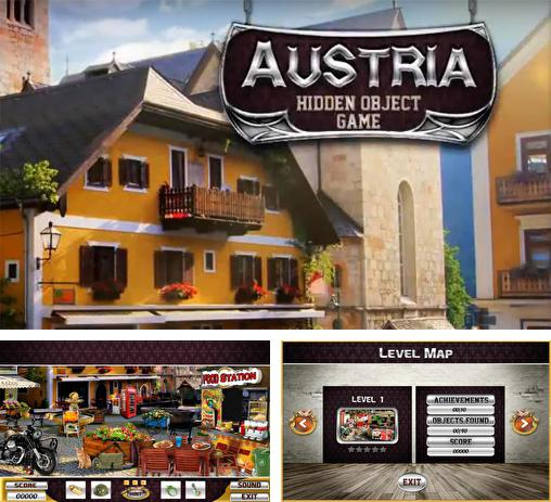 In addition to the game Bon Voyage Hidden Objects for Android phones and tablets, you can also download Austria: New hidden object game for free.