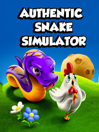 Authentic snake simulator