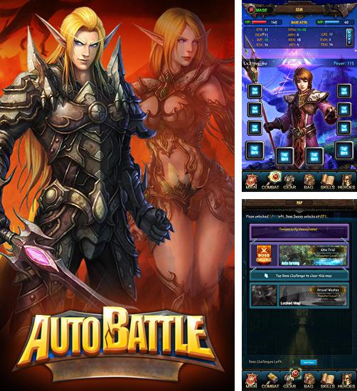 In addition to the game Dotard's Escape for Android phones and tablets, you can also download Auto battle for free.