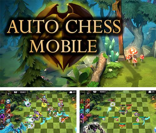 In addition to the game Auto сhess defense for Android, you can download other free Android games for OUKITEL K5.