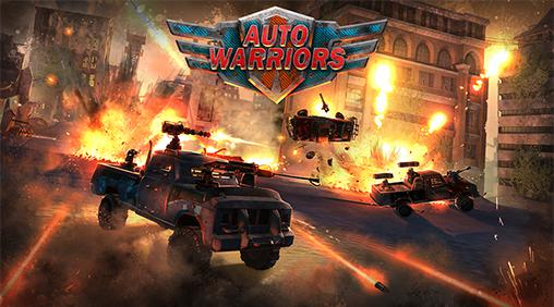 Auto warriors: Tactical car combat poster