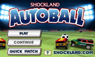 AutoBall poster