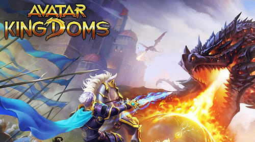 Avatar kingdoms poster
