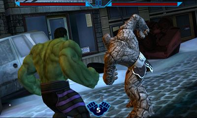 Avengers Initiative screenshot 2