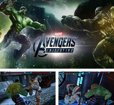 In addition to the game Thor 2: the dark world v 1.0.9 for Android phones and tablets, you can also download Avengers Initiative for free.
