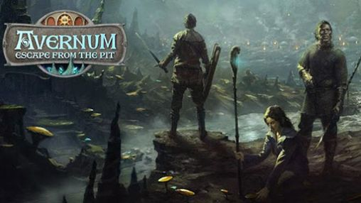 Avernum: Escape from the pit poster