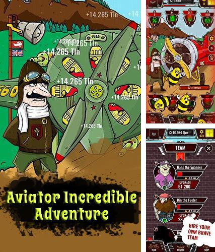 Aviator incredible adventure