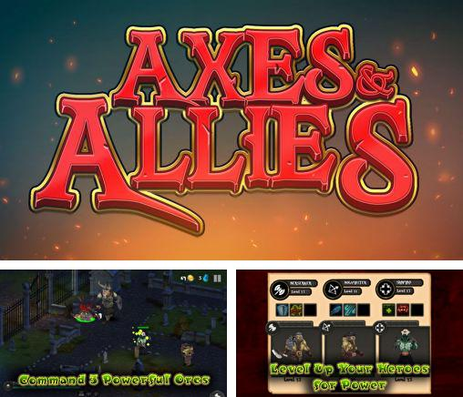 In addition to the game Sixside: Runner rush for Android phones and tablets, you can also download Axes & allies for free.