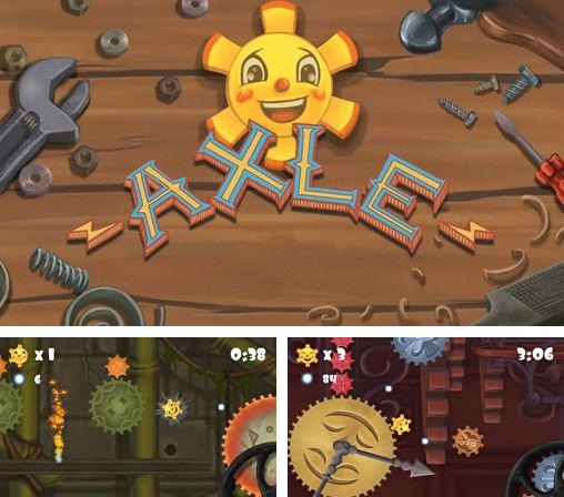 In addition to the game Mount your friends for Android phones and tablets, you can also download Axle for free.