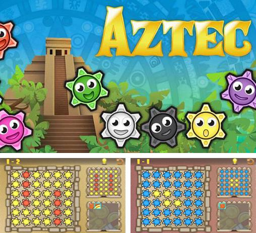 In addition to the game Vermin for Android phones and tablets, you can also download Aztec for free.