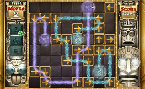Download Aztec puzzle Android free game.