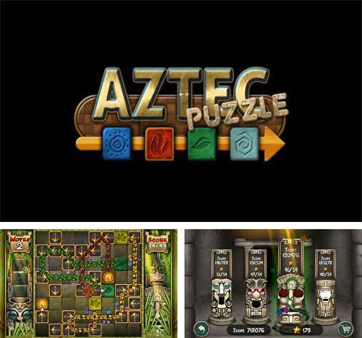 In addition to the game Student riot: Drunk class for Android phones and tablets, you can also download Aztec puzzle for free.