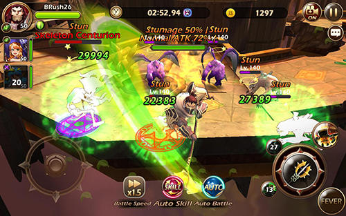 Babel rush: Heroes and tower screenshot 2