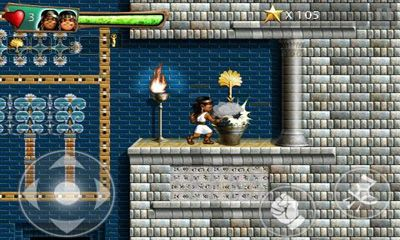 Screenshots do Babylonian Twins Premium - Perigoso para tablet e celular Android.