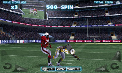Backbreaker 3d for android download apk free.