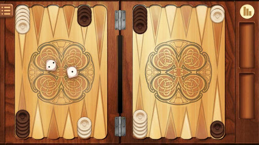 Screenshots von Backgammon für Android-Tablet, Smartphone.