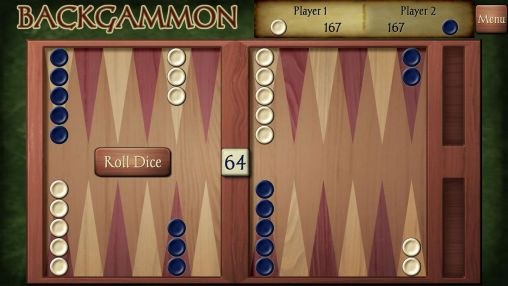 Backgammon champs screenshot 1