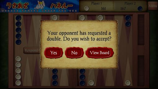 Juega a Backgammon champs para Android. Descarga gratuita del juego Campeones de backgammon .