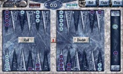 Backgammon Deluxe screenshot 1