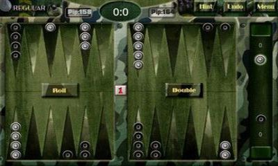 Backgammon Deluxe screenshot 3