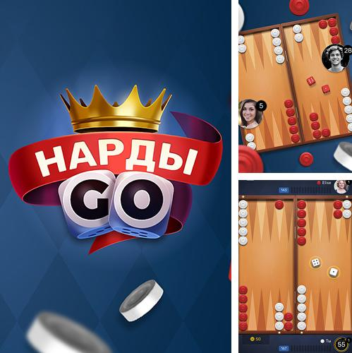 Backgammon Go: Best online dice and board games