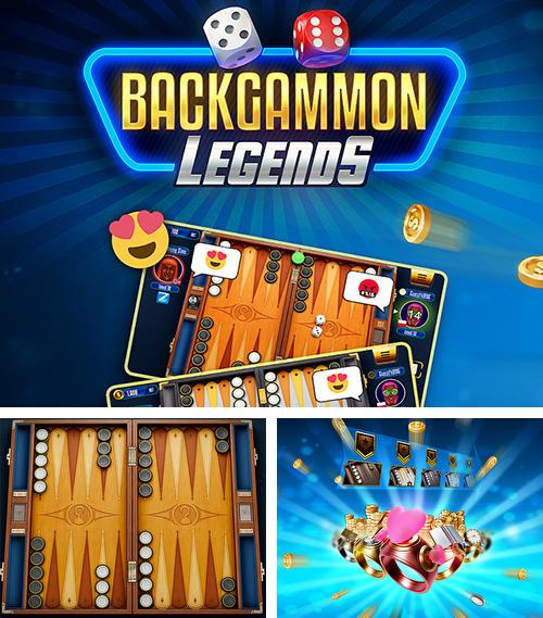 Backgammon legends