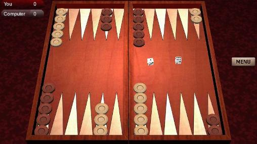 Backgammon mate screenshot 1