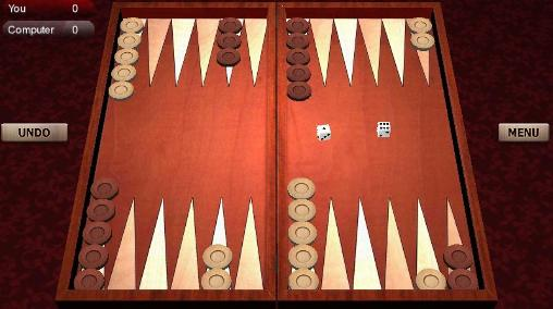 Backgammon mate screenshot 2