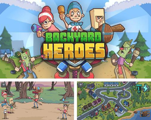 Backyard heroes RPG