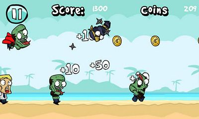 Jogue Backyard Zombies para Android. Jogo Backyard Zombies para download gratuito.
