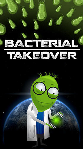 Bacterial takeover: Idle clicker poster