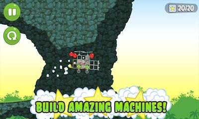Download Bad Piggies Android free game.