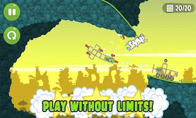 Jogue Bad Piggies para Android. Jogo Bad Piggies para download gratuito.