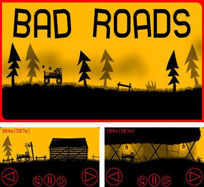 In addition to the game Tower Defense 3D - Fantasy for Android phones and tablets, you can also download Bad Roads for free.