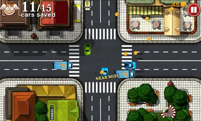 Download Bad Traffic Android free game.