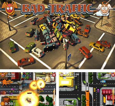 In addition to the game Little Chomp for Android phones and tablets, you can also download Bad Traffic for free.