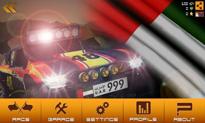 Kostenloses Android-Game Badayer Racing. Vollversion der Android-apk-App Hirschjäger: Die Badayer Racing für Tablets und Telefone.
