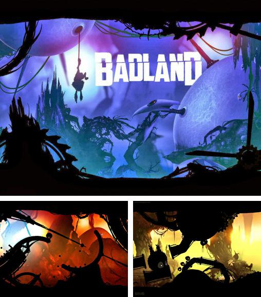 In addition to the game Rayman Jungle Run for Android phones and tablets, you can also download Badland for free.