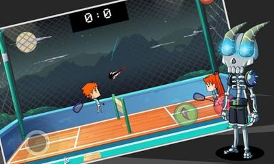 Download Badminton Android free game.